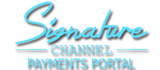 Signature Channel Payments Portal
